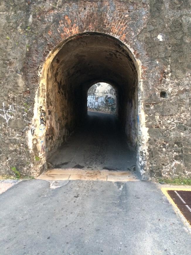 Calle Cementerio, San Juan
