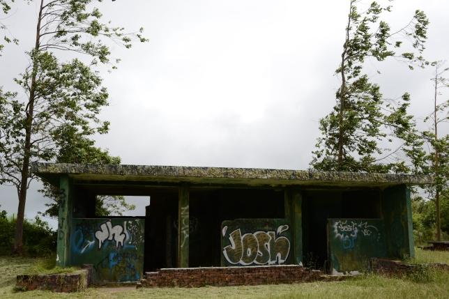 Abandoned bathrooms