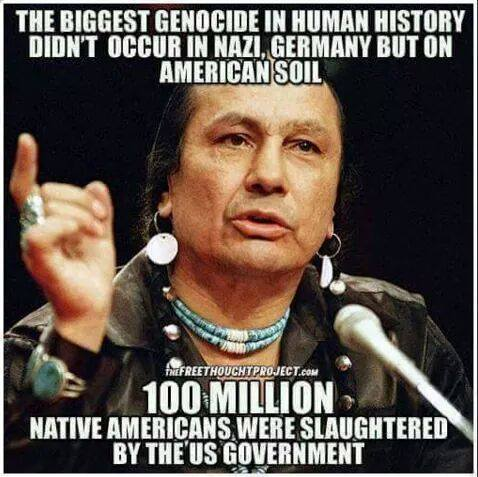 Native American genocide
