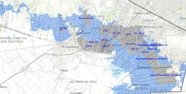 inundation map 56 feet