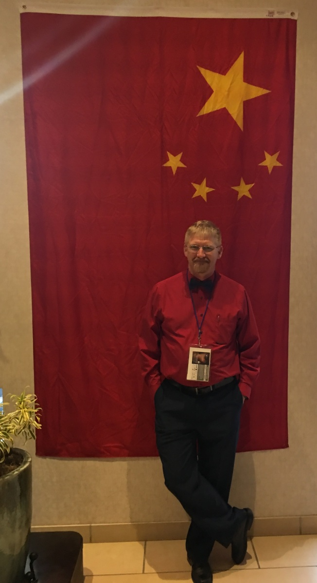 Me and Chinese flag 1 cropped
