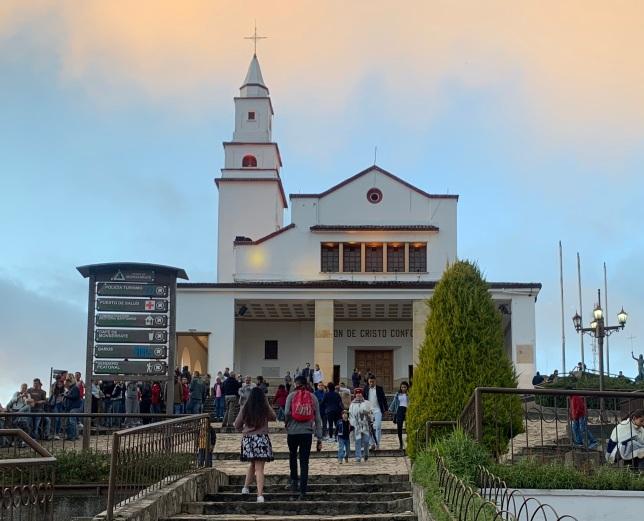 Monserrate's church